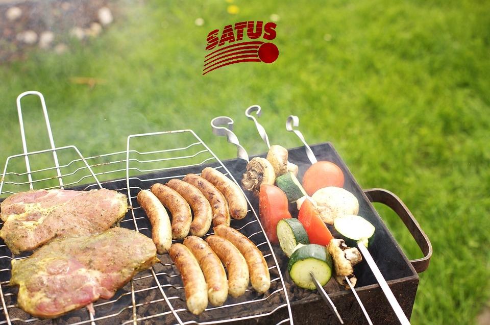 BBQ Sarus Nidau
