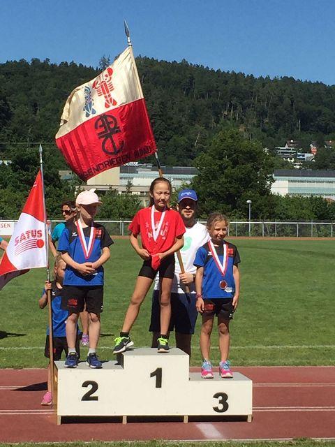 Jugendsporttag Satus Gümligen 2017
